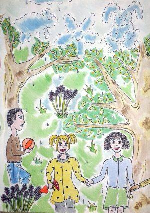 ecole jardin potager
